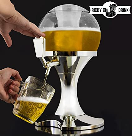 Chill de cerveza dispensador de cerveza