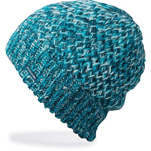 Dakine Women's June Beanie, Teal Mix, One Size