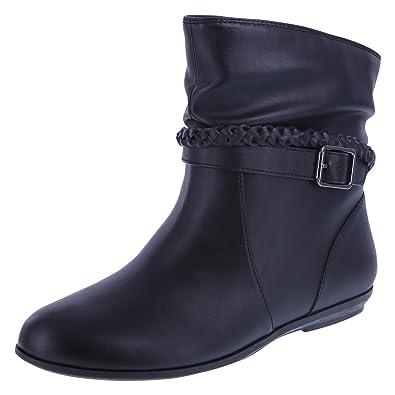 0d8f5dffb86e Lower East Side Women s Black Women s Rachel Slouch Boot 5 Regular