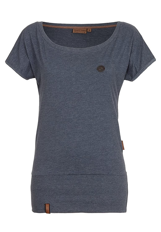Naketano Damen Longshirt