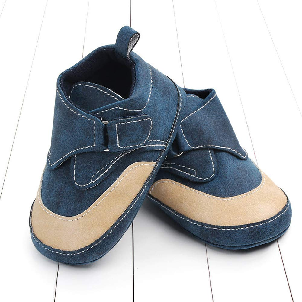 Vovotrade Cute Baby Boys Walking Shoes Infant Baby Toddler Shoes Casual First Walkers Shoes
