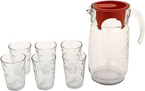 Pasabahce Glassware Set - 7 Pieces