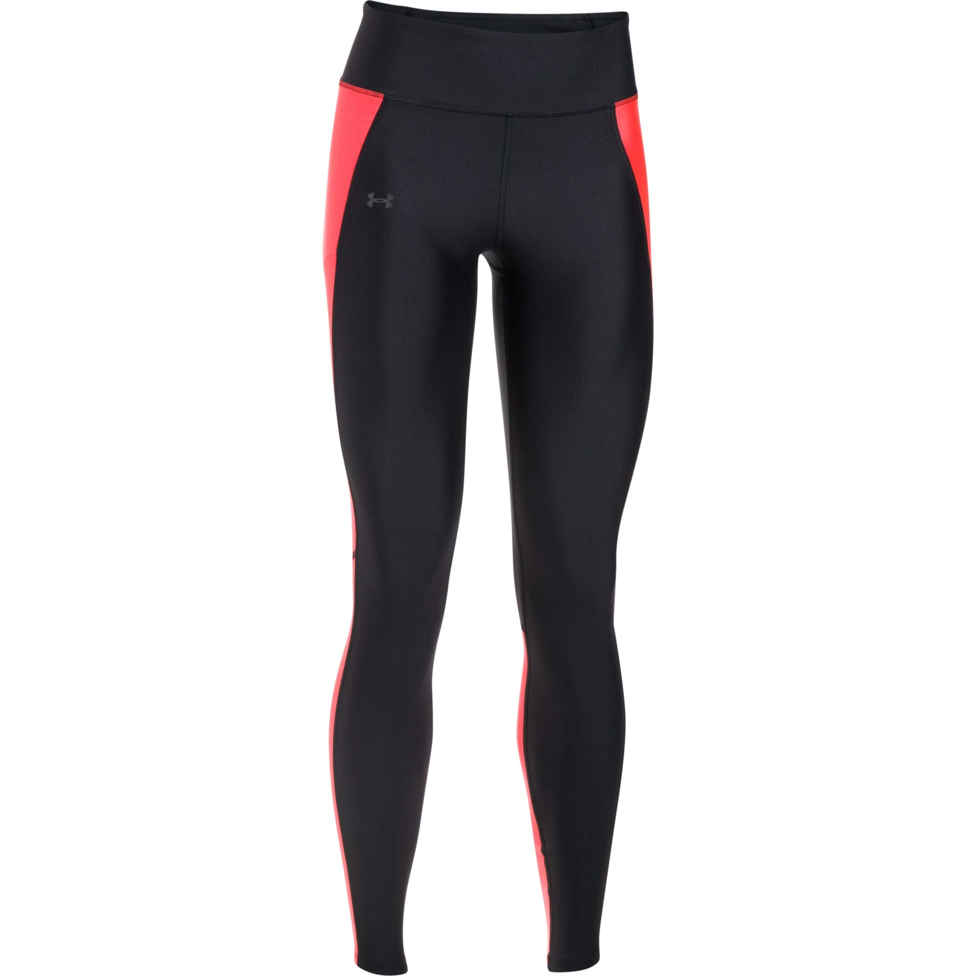Under Armour Women's Fly-By Legging,Black /Reflective, X-Small