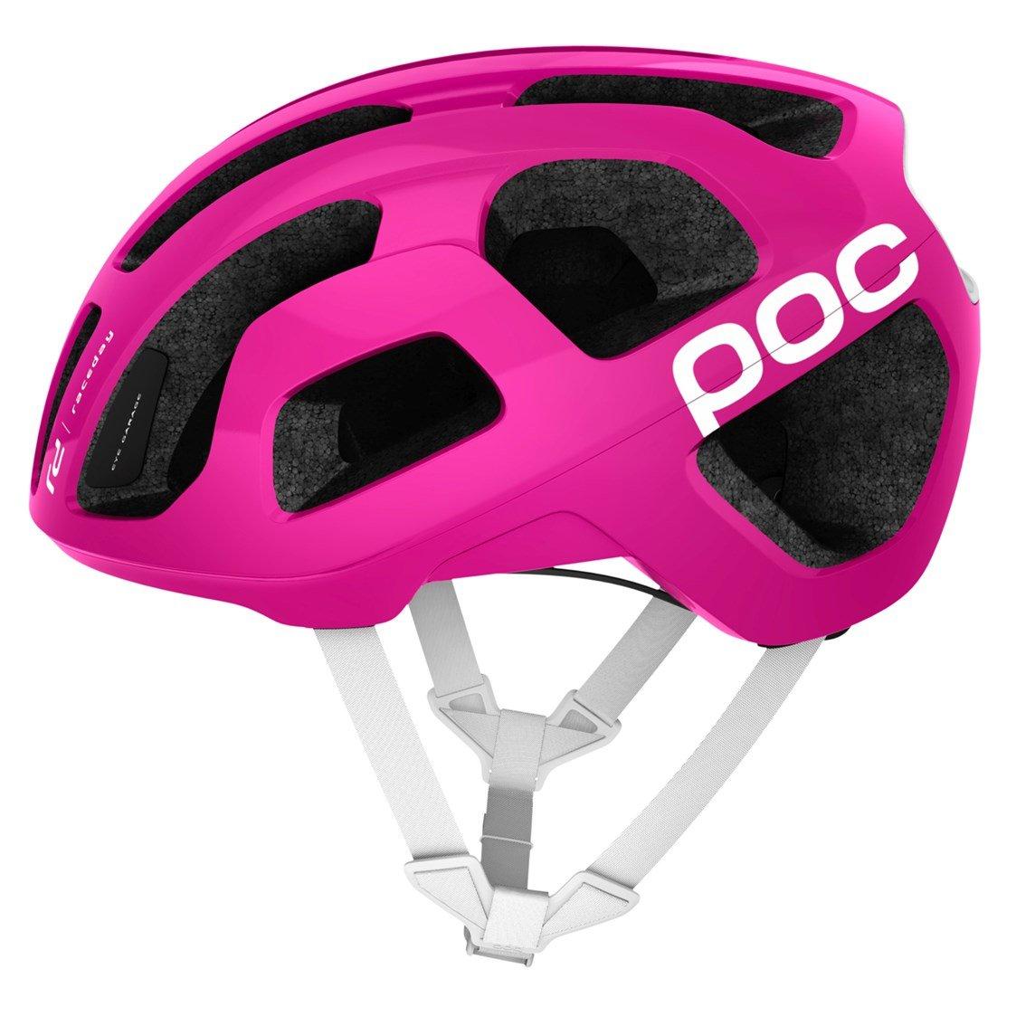 POC Octal (CPSC) Bike Helmet, Fluorescent Pink, Small