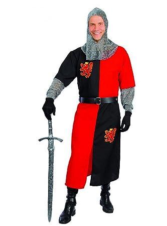 Disfraz de caballero medieval: Amazon.es: Juguetes y juegos