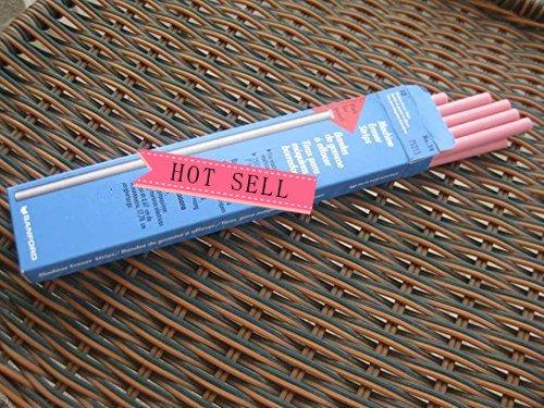 New EF74-75215 pencil special for abrasion testing , Machine Eraser Strips NO.74(75215) Pink for ink testing (pink)
