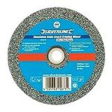 Silverline  280239 Aluminium Oxide Bench Grinding Wheel 125 x 13mm...