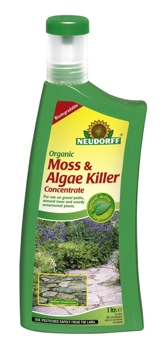 Doff Portland Ltd Neudorff 1L Organic Moss and Algae Killer Concentrate 613620