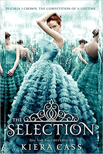 Image result for the selection book cover amazon