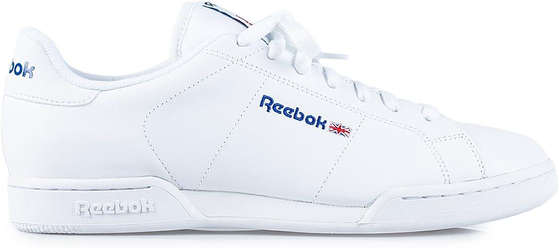 Herren Reebok Npc Ii Sneaker Weiß