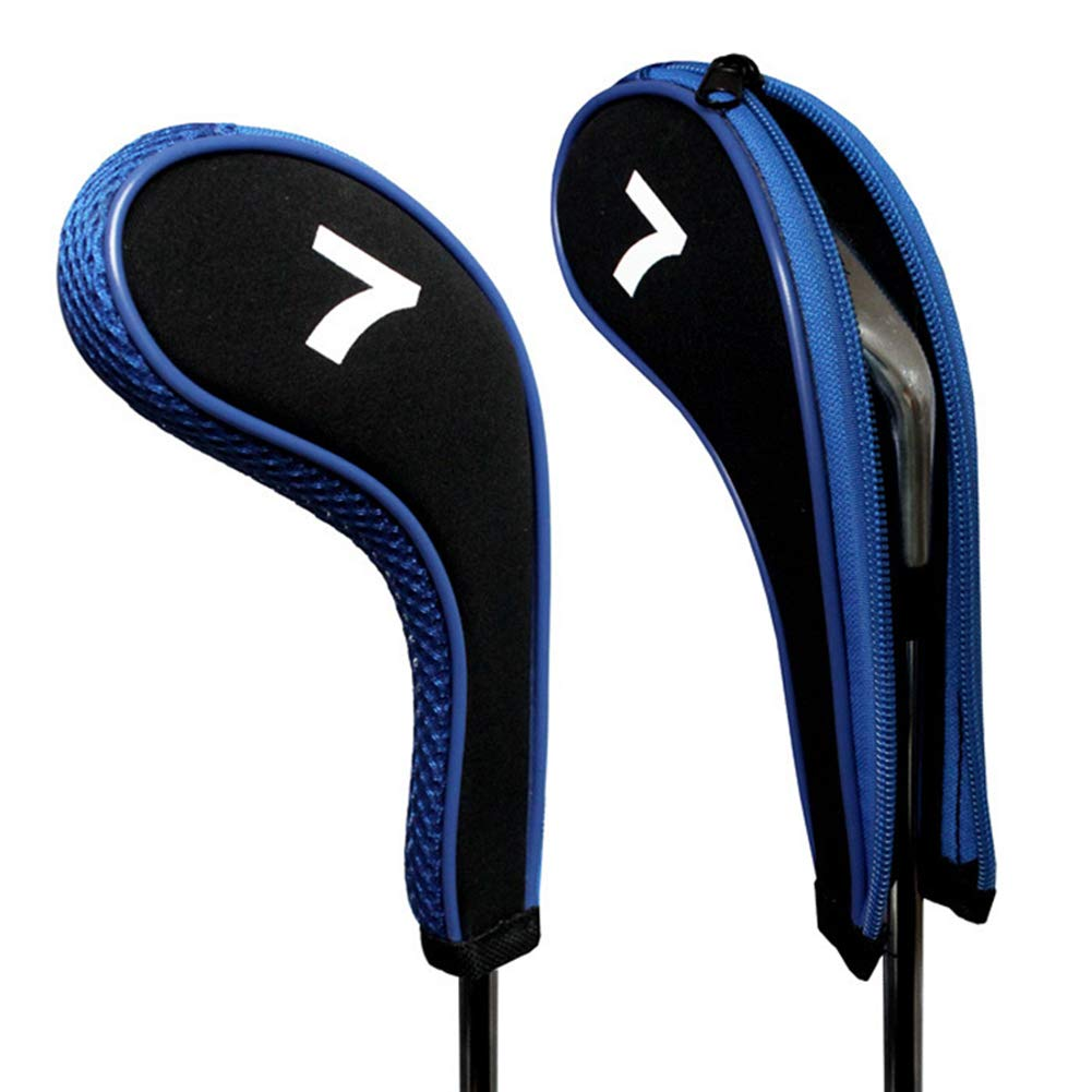 Amazon.com: shsycer Club de Golf cabeza fundas, fundas para ...