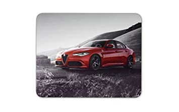 Amazon In Buy Alfa Romeo Car Mousepad Online At Low Prices In India