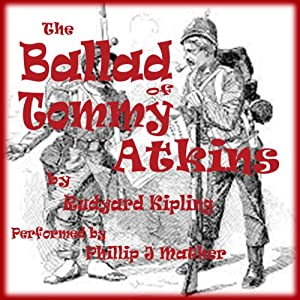 The Ballad of Tommy Atkins Audiobook