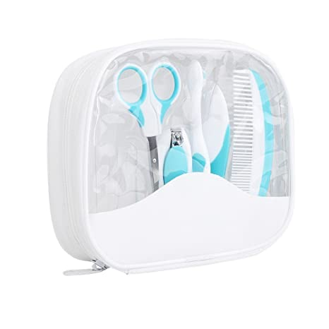 Kit de aseo para bebés, kit de limpieza para bebés Fushop, Clipper para uñas