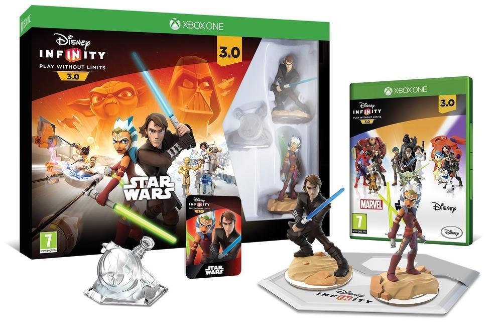Disney Infinity 3.0 Star Wars Starter-Set [AT-PEGI