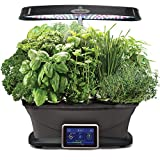 Miracle-Gro AeroGarden Bounty with Gourmet Herb Seed Pod Kit - Grow fresh herbs, vegetables, salad greens, flowers and more. Let your imagination grow wild!