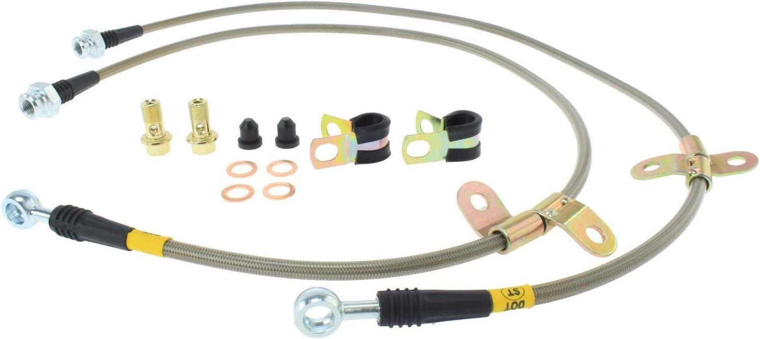 StopTech 950.45508 Stainless Steel Brake Line Kit