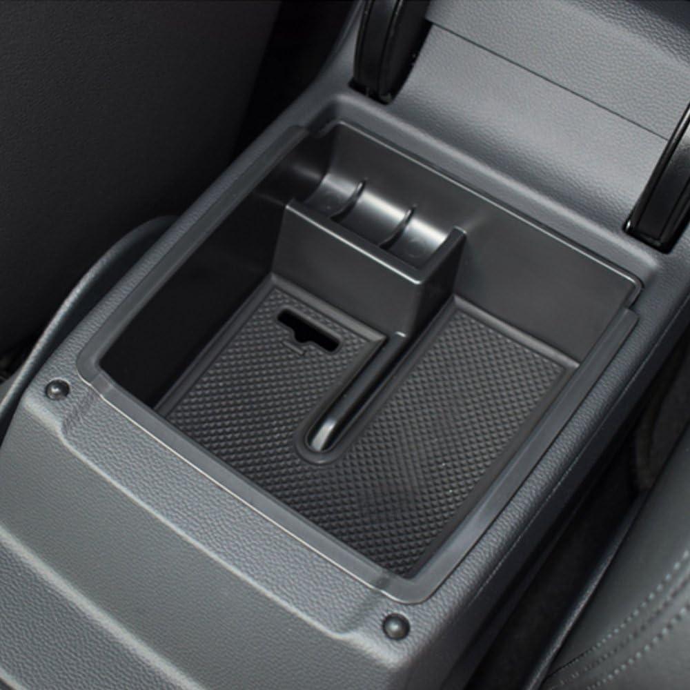 Interior Car Front Door Storage Organizers Box For VW Arteon Passat B8 2017-2018