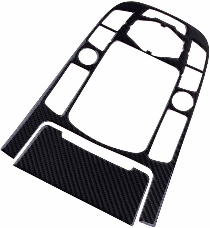 Citall Carbon Fiber Strip Schalthebel Control Center Panel Cover Trim Auto