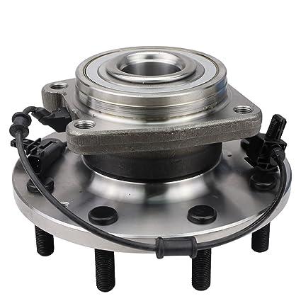Amazon com: CRS NT930826 New Wheel Bearing Hub Assembly, Front