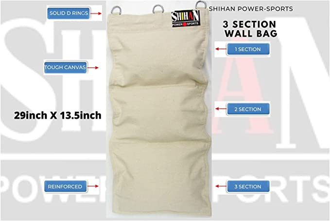 ONE Section Kung Fu Wall Bag