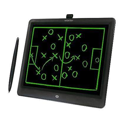 WOXTER Smart Pad 150 Black - Pizarra electrónica, Tableta de Escritura de 15