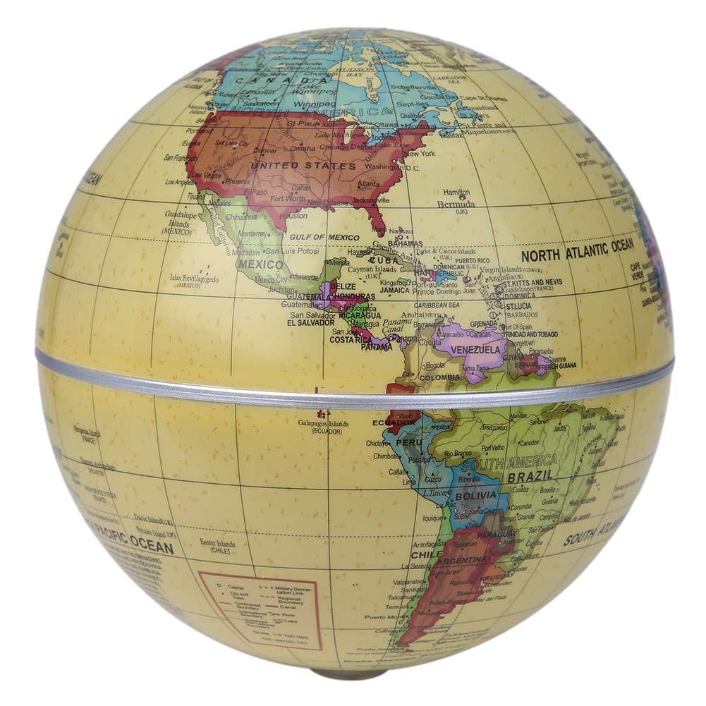 Amazon.com: Globo giratorio solar de la mejor calidad, 5.5 ...