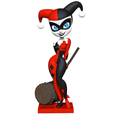 "Cryptozoic DC Comics Classic Harley Quinn 7"" Vinyl Figure - Window-Box: Toys & Games"