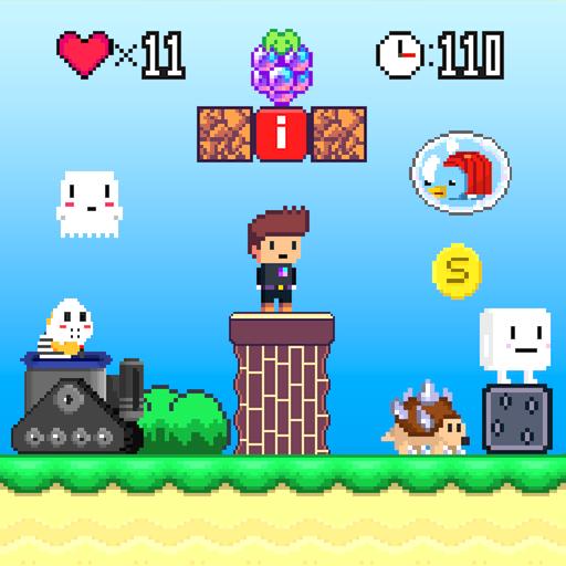 Sam's World  Super Adventure (The Game Mario)