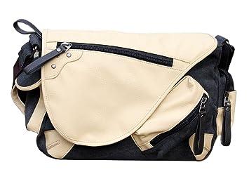 ba8182958a1d Image Unavailable. Image not available for. Color  Genda 2Archer Men s  Casual Bag Messenger Bag Canvas ...