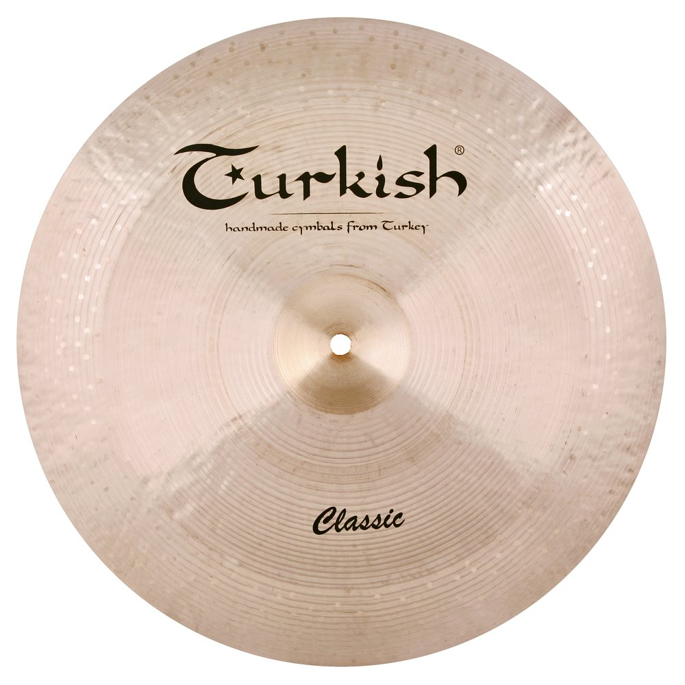 Bell Cymbals  Classic Series China B073WHQ4R2 C-RCH10 Reverse * Turkish Classic 10-inch