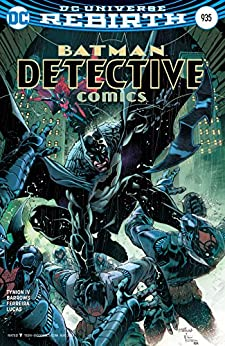 Detective Comics (2016-) #935 by [Tynion IV, James]