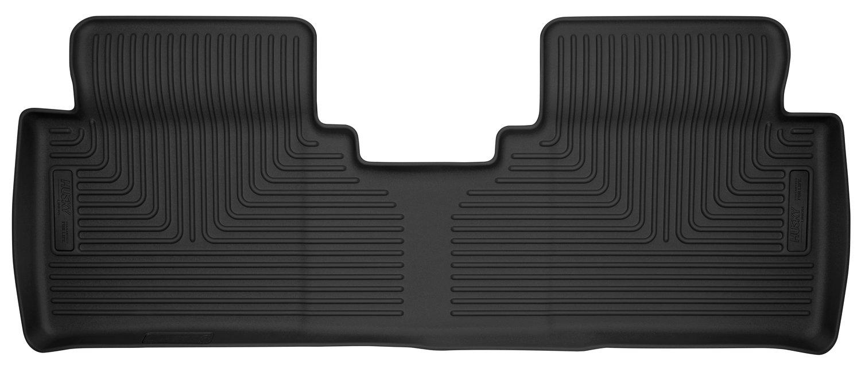 HUSKYLINER 52921 Black 2nd Seat 2017 Buick Envision Rear Floor Liner BL