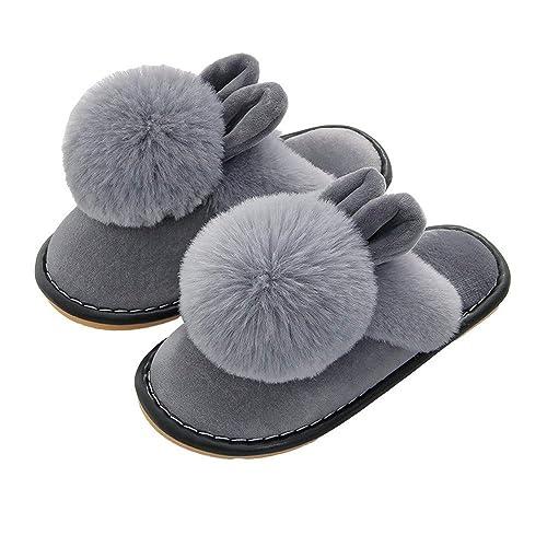 Zapatillas de algodón para Mujer,Calzado casero cálido Interior Zapatos de Dibujos Animados: Amazon.es: Zapatos y complementos