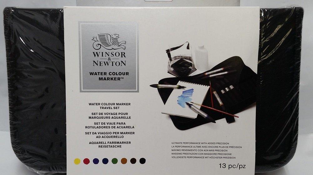 Winsor & Newton Watercolour Marker Travel Set by Winsor & Newton