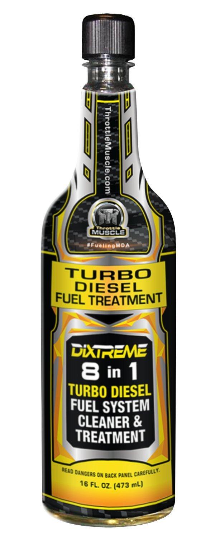 Del acelerador muscular tm8674 dixtreme 8 en 1 Turbo Diesel Combustible Tratamiento y limpiador de sistema de combustible Diesel extrema: Amazon.es: Coche y ...