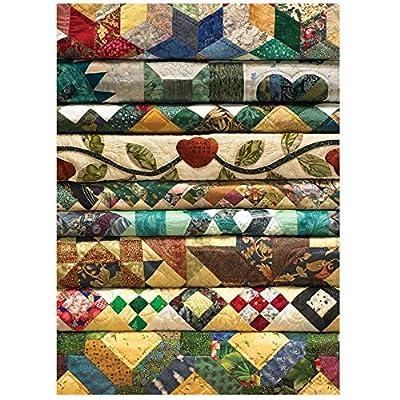 Cobblehill 80065 1000 Pc Grandma S Quilts Puzzle Vari