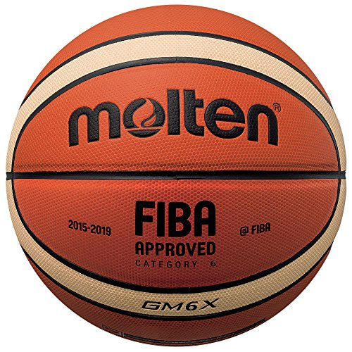 Molten X-Series Indoor/Outdoor Basketball, FIBA Approved ...