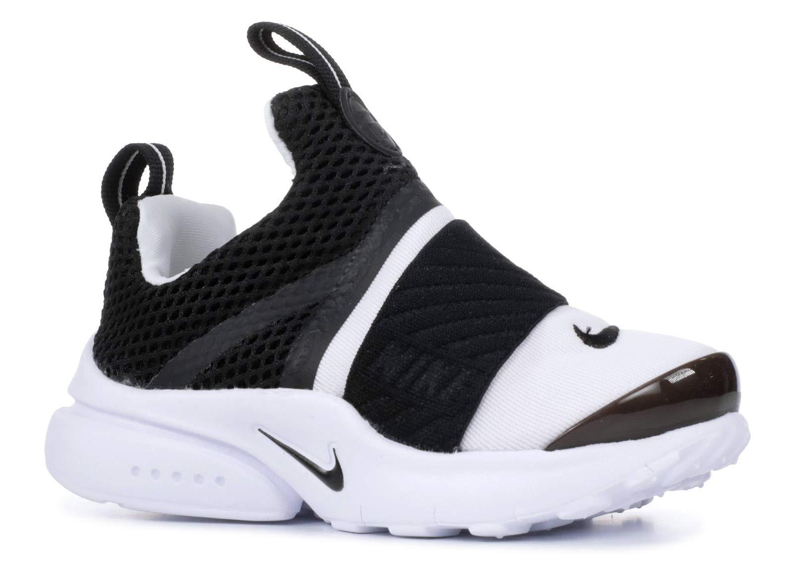 afd950413ad9 Galleon - Nike Presto Extreme Toddler s Running Shoes White Black  870019-100 (7 M US)