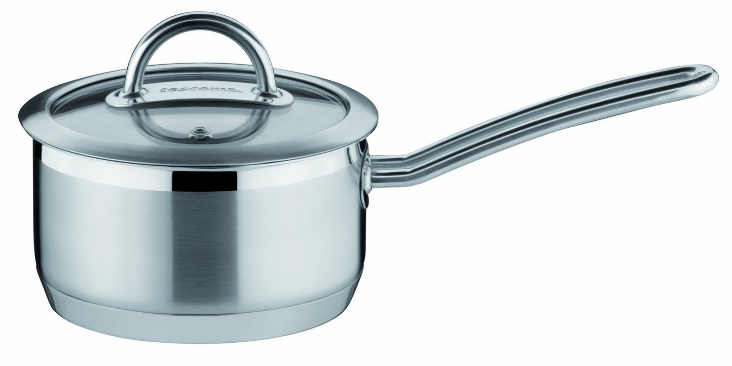 Amazon.com: Tescoma Vision 16 cm/ 1.5 Litre Saucepan with ...