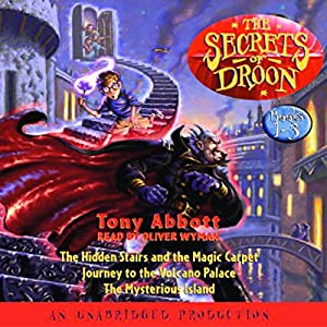 The Secrets of Droon, Book 1 Audiobook