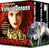 Knights of Black Swan, Books 1-3: Winner BEST PARANORMAL ROMANCE SERIES the past four years in a row!  (Knights of Black Swan Box Set)