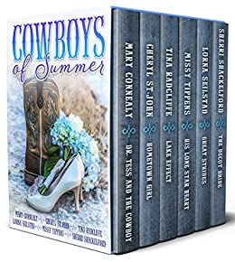 Cowboys of Summer by [Connealy, Mary, St. John, Cheryl, Radcliffe, Tina, Tippens, Missy, Seilstad, Lorna, Shackelford, Sherri]