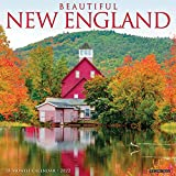 Beautiful New England 2022 Wall Calendar