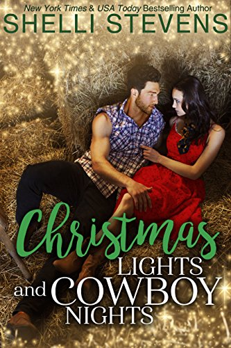 Christmas Lights and Cowboy Nights (Marshall Ranch Book 3) by [Stevens, Shelli]