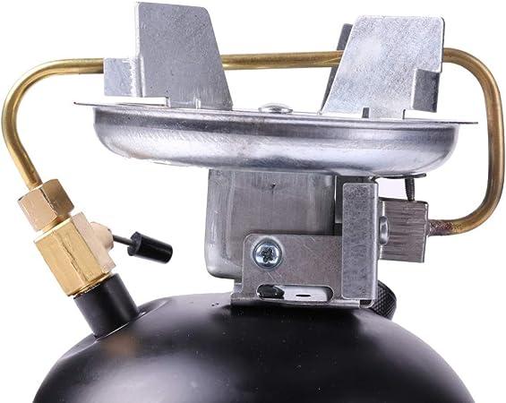 Aesy Mini Estufas de Combustible Líquido, Estufa de Gasolina ...