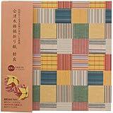 第一印刷 折り紙 会津木綿柄 紡衣 62-03922-024