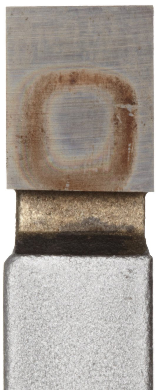 Neutral C 7 Size C2 Grade American Carbide Tool Carbide-Tipped Square Nose Utility Tool Bit 0.4375 Square Shank
