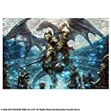 FINAL FANTASY XI 1000 PIECE JIGSAW PUZZLE MOSAIC ART