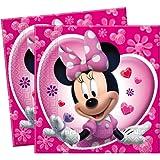 Minnie Mouse Parti Serviettes (Pack de 20)